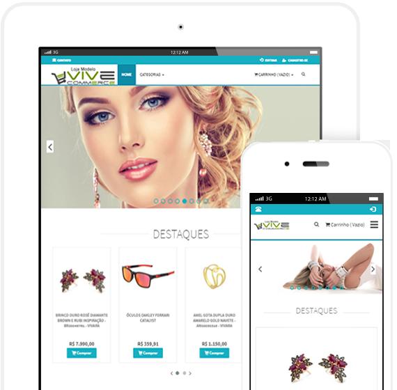 Vivecommerce, sua Loja online