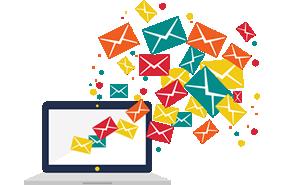 Loja Virtual E-mails